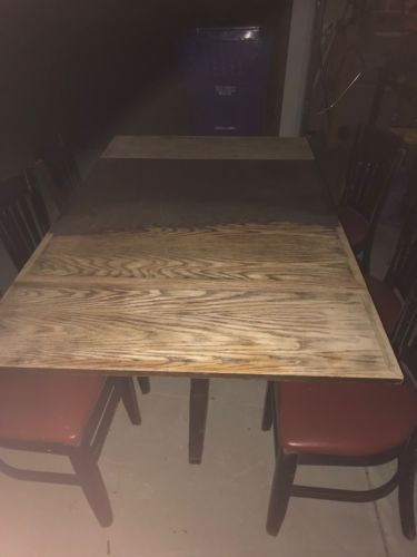 Sturdy Table