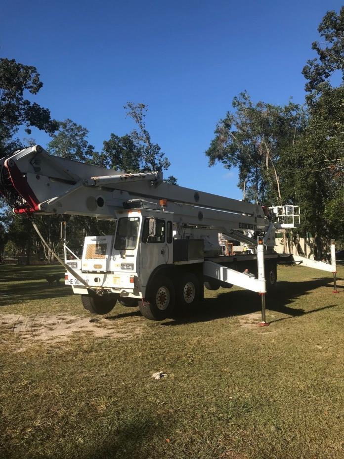 Condor 170-S Boom Lift Man lift 170 feet