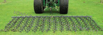 Drag Harrow, Flexible, 10' Wide x 6' Long x 5/8