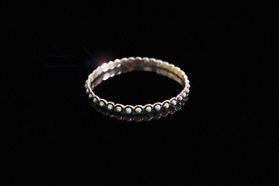 Luyu Turquoise & Sterling Silver Bangles