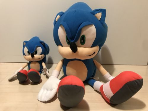 sonic the hedgehog Stuffed plush Toys