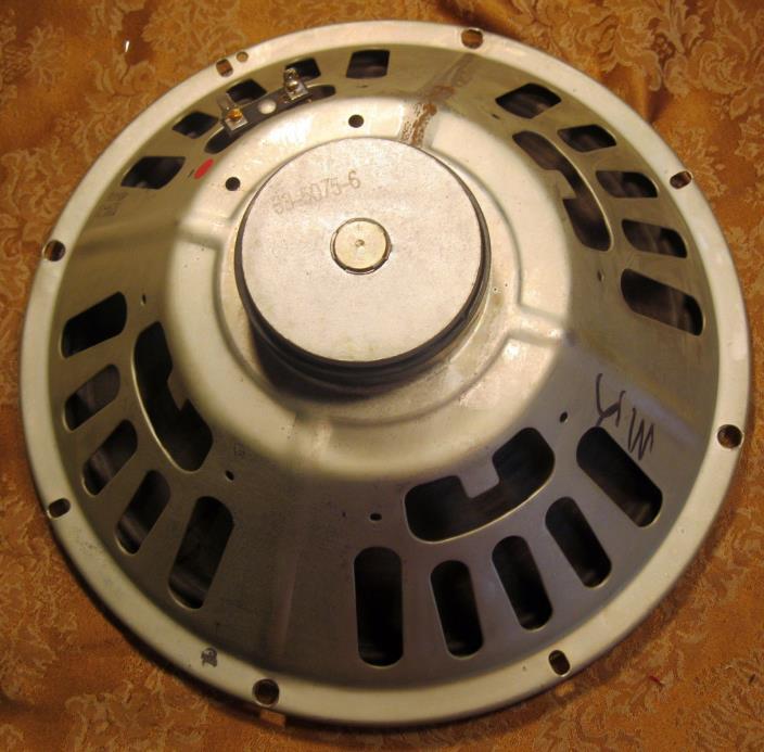 Vintage Oxford 12'' speaker ceramic 12J4-24 465-615 8 ohm