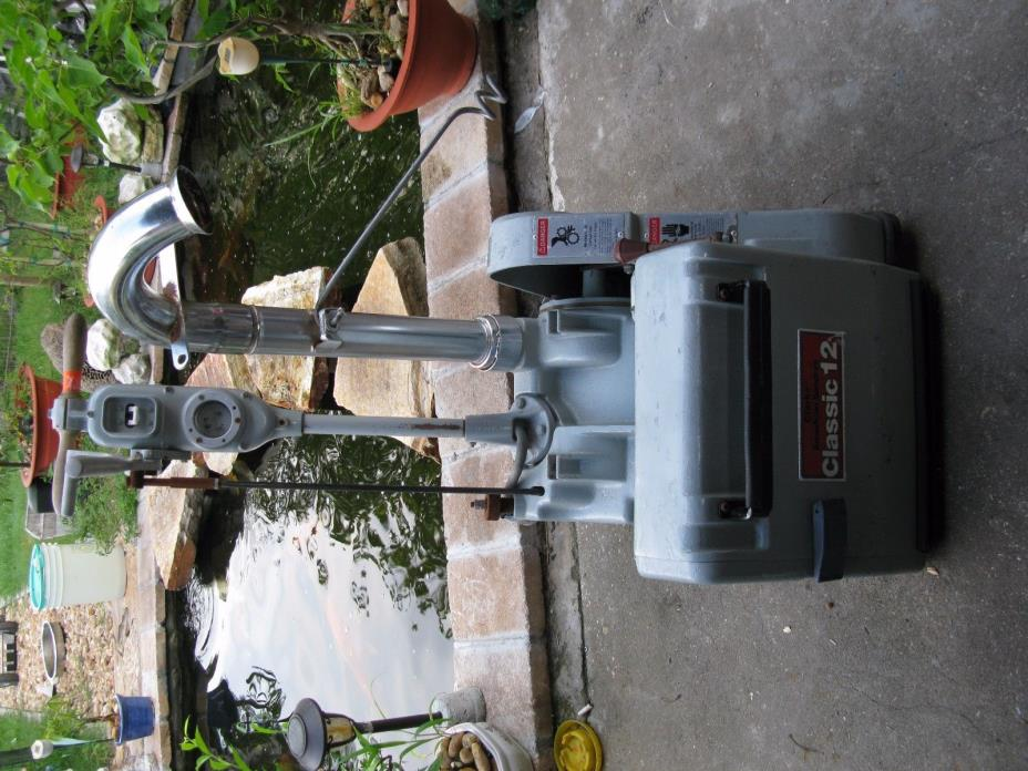 American Clarke Classic 12 inch drum floor sander Free Shipping