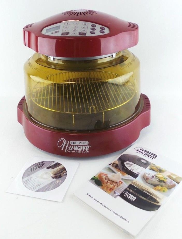 NUWAVE OVEN PRO PLUS Infrared OVEN 20613 #muver6