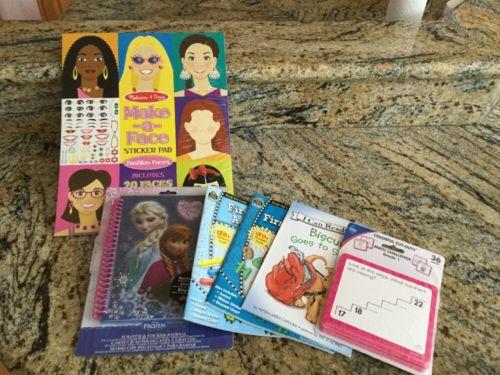 First Grade Activity pack
