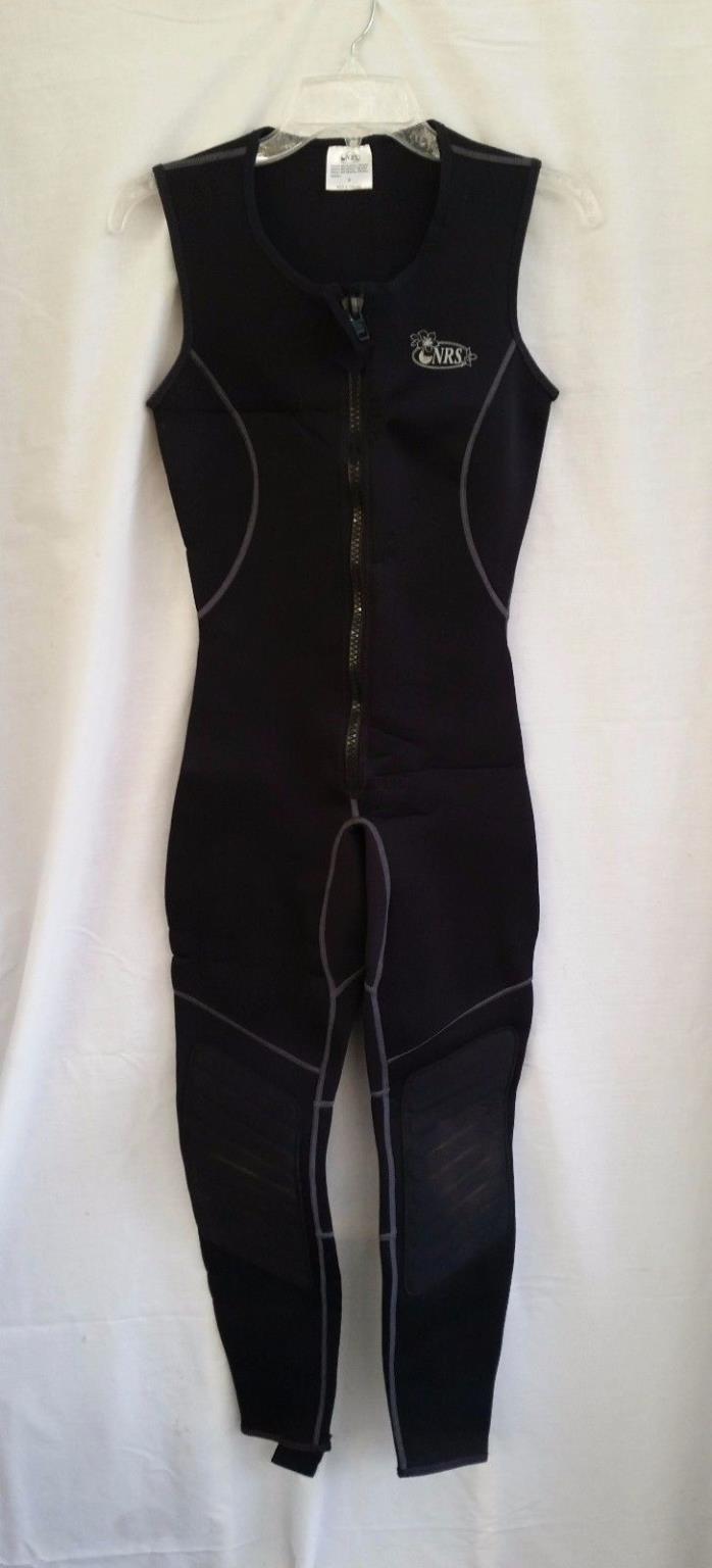 NRS Wet Suit Sleeveless Small Wetsuit Black 3.0 Ultra John
