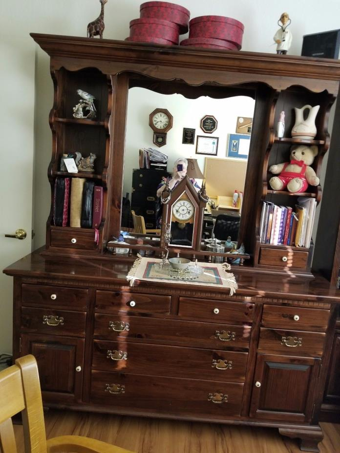Ethan Allen Pine Furniture For Sale Classifieds