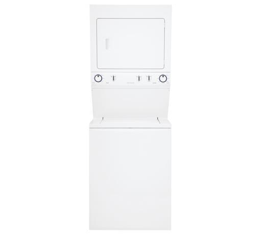 Frigidaire FFLE3911QW 27 Inch Electric Laundry Center in White
