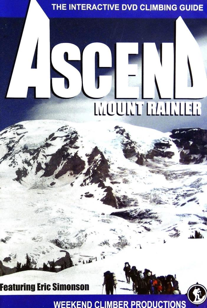 Ascend Mount Ranier DVD