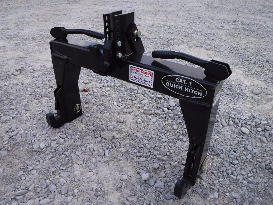 Speeco Category 1 Quick Hitch for 3 Point Hitch Tractor Attachment - Ship $99