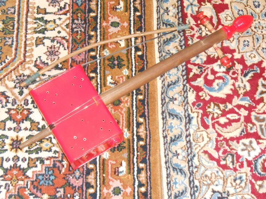 *******Badakhshan Ghichak  2 string Afghan style ********