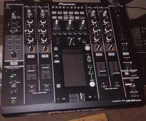 Pioneer DJM-2000-NXS Mixer