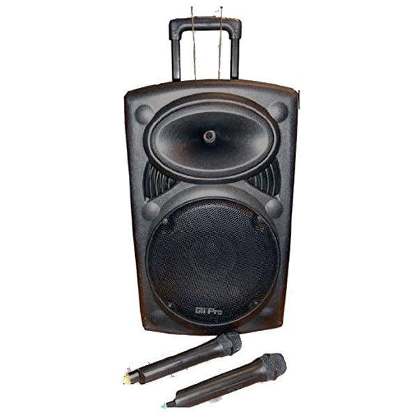 NEW! GLi Pro XP-12WL Wireless Portable 12