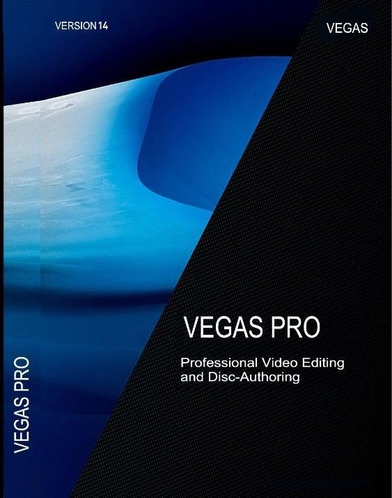 Sony Vegas Pro 14 - Video Editing Software