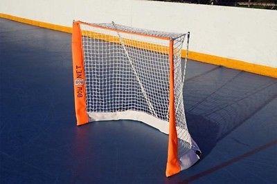 Bownet StreetHockey BOWSTREET-HOCKEY Portable Net NEW
