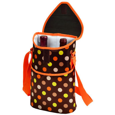 Picnic at Ascot 2-Bottle Insulated Tote
