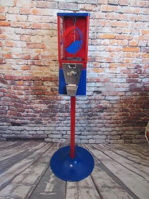 Pepsi soda cola vintage gumball machine original coin op peanut machine bar gift