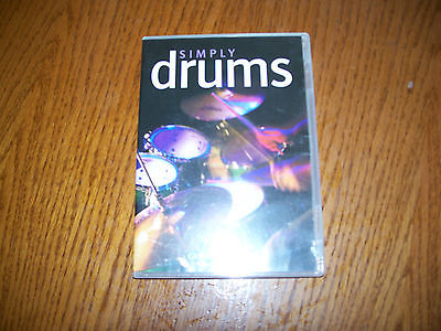 Simply Drums DVD