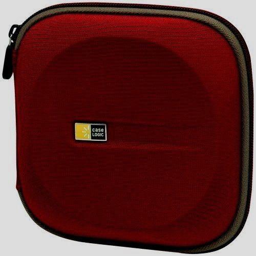 Case Logic - 24 Disc CD Holder - Pre-Owned