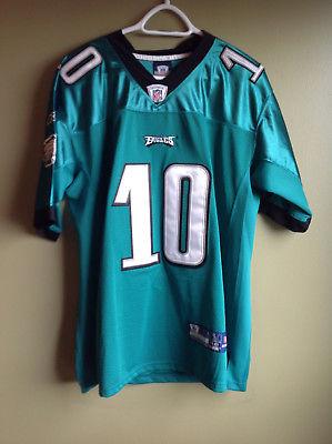 Vintage Philadelphia Eagles DeSean Jackson Kevin Kolb OnField NFL Jerseys Sz 48