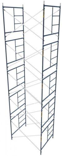 MetalTech Saferstack 5 ft. x 7 ft. x 5 ft. Mason Scaffold (Set of 5)
