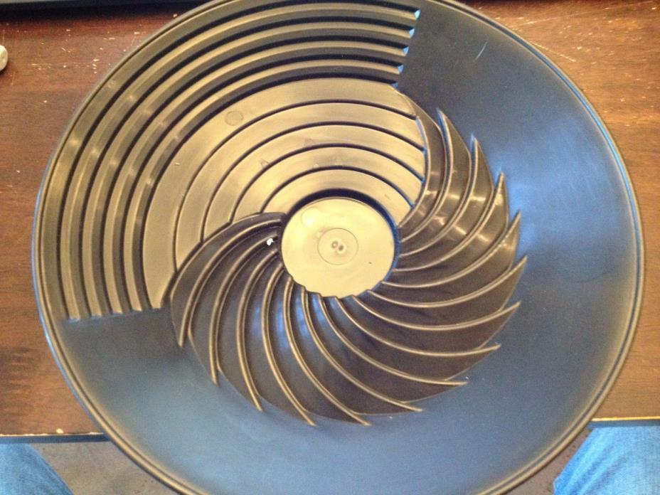 Turbopan Gold Pan BLACK 10