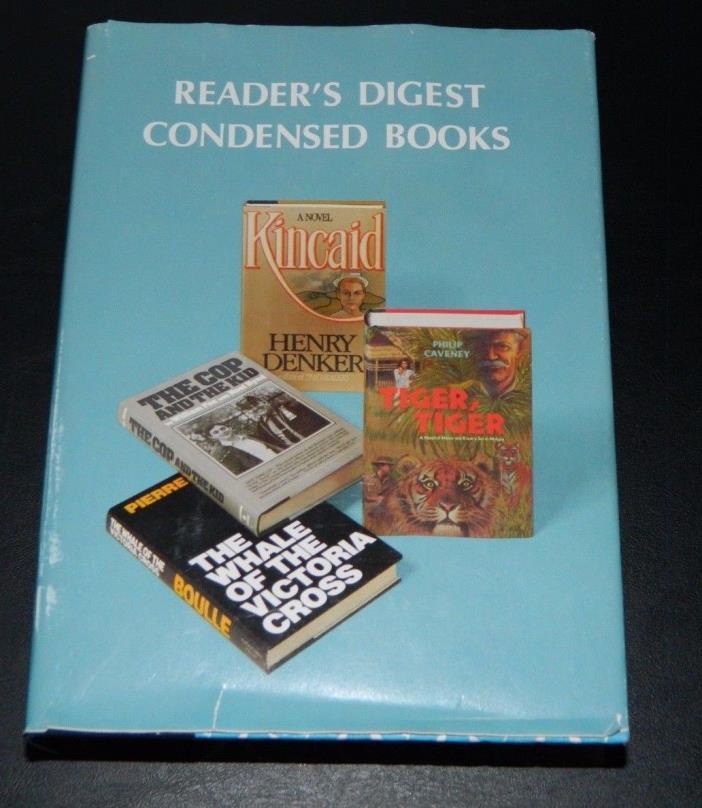 Booksafe  Fake Book  Reader's Digest Condensed Books  Hide Valuables VINTAGE