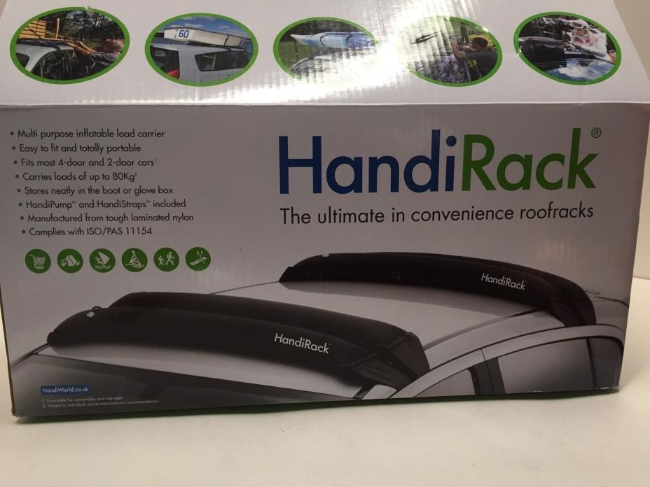 Handirack Inflatable Roof Rack HR20 FOR LIGHTER LOADS PUMP BAGS