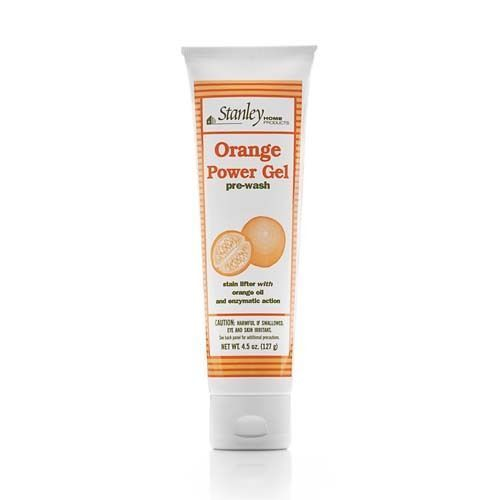 Stanley Home Products Orange Power Gel #A3328