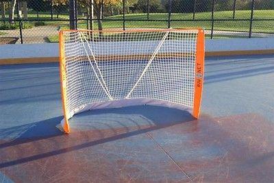 Bownet Roller Hockey BOWROLLER-ICE Portable Net NEW