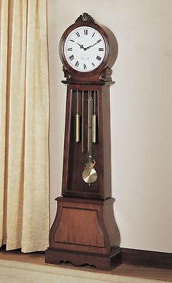 Coaster Grandfather Clock In Brown Finish 900723
