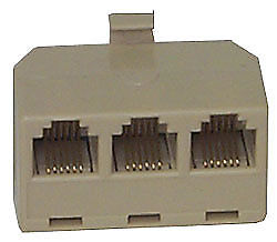 TRIPLEX ADAPTER