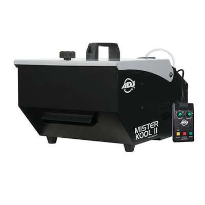 ADJ Mister Kool II Wired Remote Water Based Smoke Fog Machine (Refurbished)