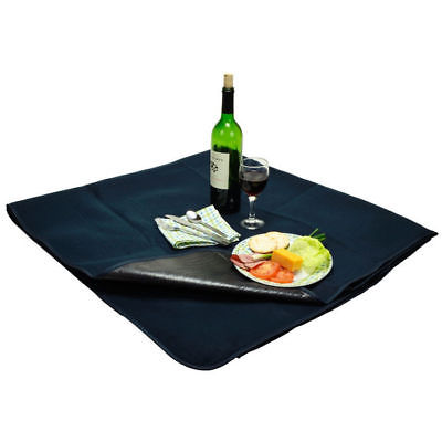 Picnic at Ascot Picnic Blanket with Water-Resistant Backing
