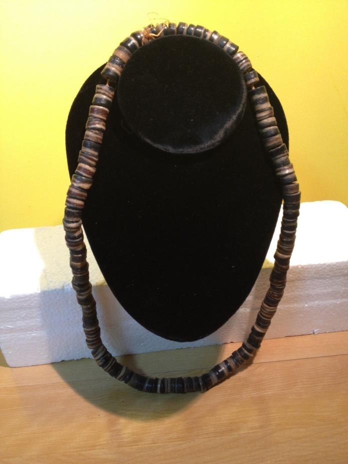 Vintage African Large Beaded Necklace