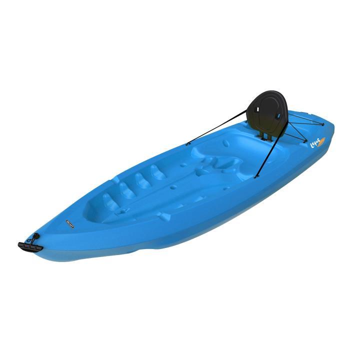 Lifetime 8 Foot Lotus Kayak, 8 ft.