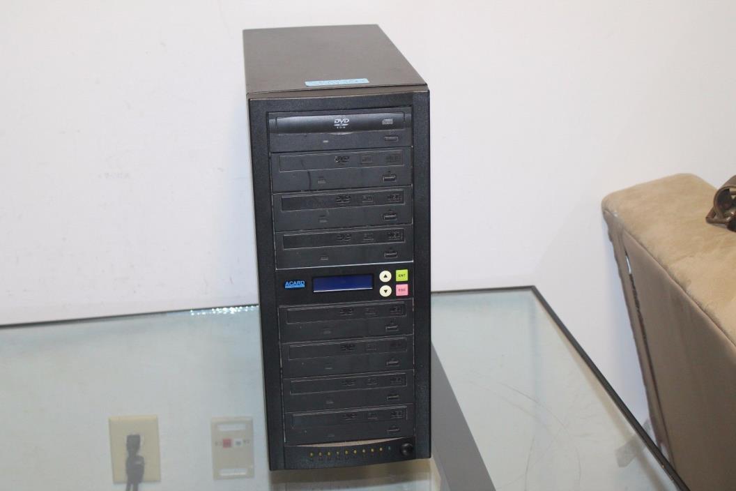 Disc Duplicator - CD Burner 1:7 - Acard Technology DVD CD Copy Copier Burner