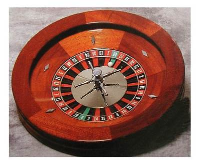 Vegas Quality Pro Roulette Wheel [ID 5390]