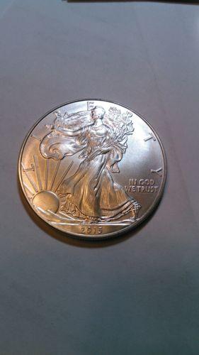 2013 1 oz Silver American Eagle