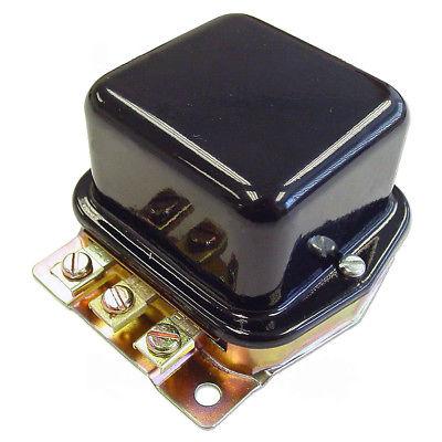 Voltage Regulator 3-Terminal 6-Volt A-Circuit Positive Ground