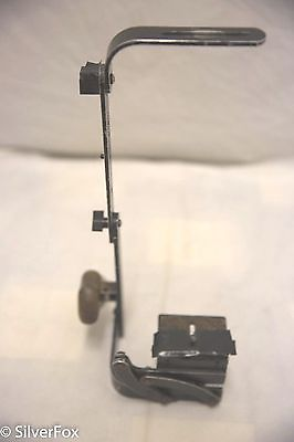 Vintage Stroboframe System Film Camera Flip Bracket Flash Holder Photography