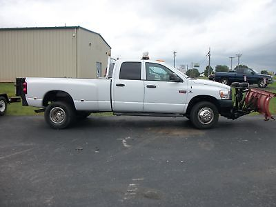2008 Dodge W3500 Crew Cab 4x4  Cars & Trucks