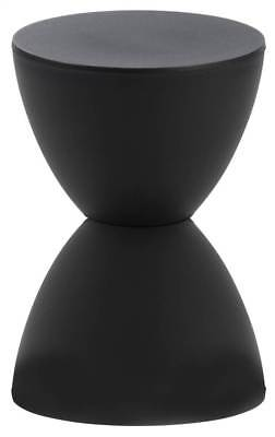 Round Stool in Black [ID 1653442]