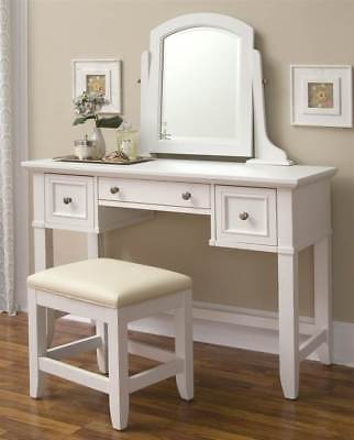 Vanity Table with Bench [ID 99843]