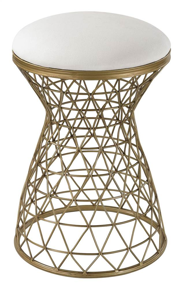 Wire Mesh Form Stool [ID 3282767]