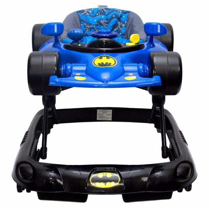 KidsEmbrace Baby Batman Walker