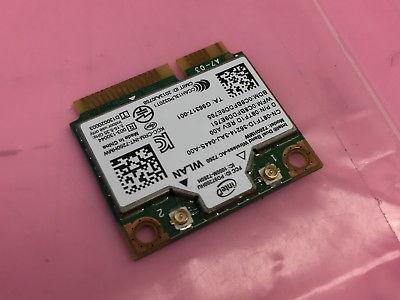 Genuine Dell Alienware 17 R1 Dual Band Wireless Mini Wifi Card 7260HMW 8TF1D