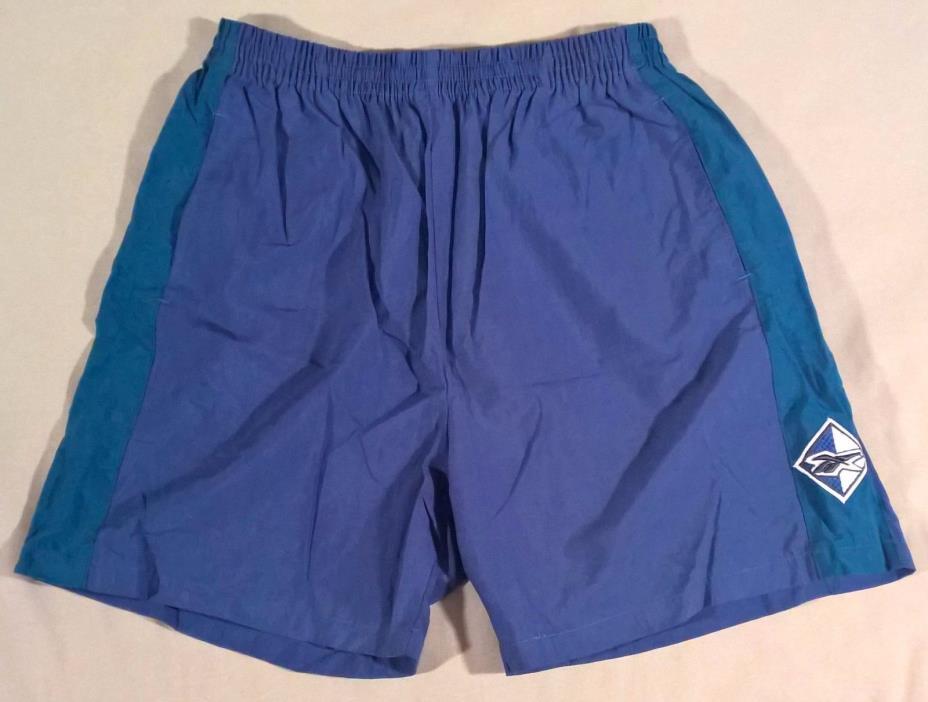 Vintage Reebok Shorts Swim Trunks Men's Large