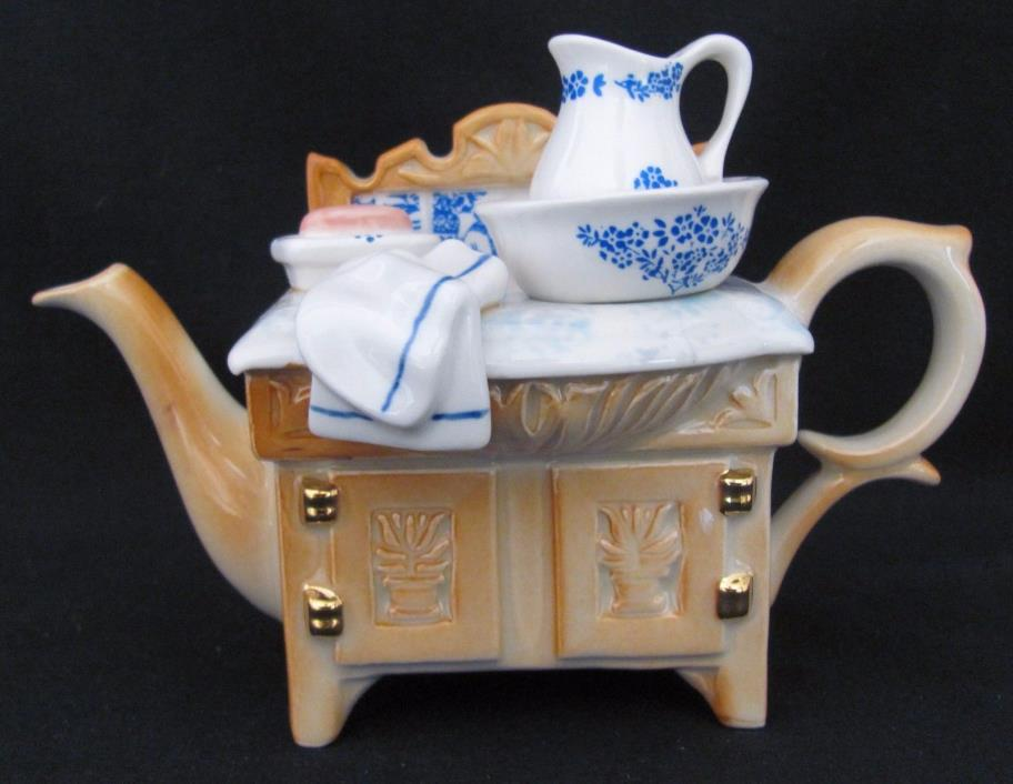 Cardew Novelty Teapot Small Victorian Wash Stand