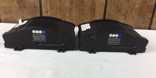 Lot of 2 BlueTree Wireless Data Inc. BT5600 5000 GPS Series 5600 EV-DO GPS5600A